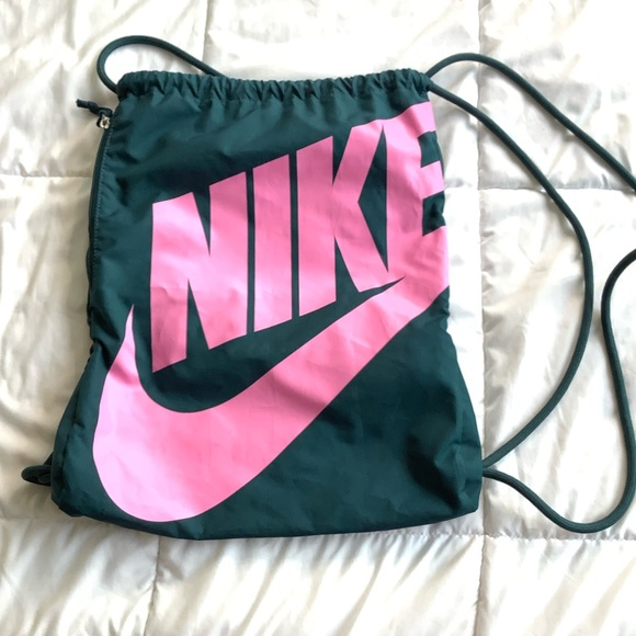 Nike Drawstring Gym Sports Backpack